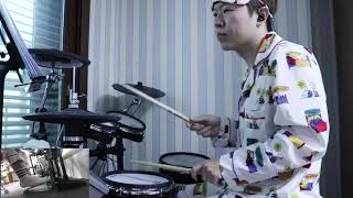 Israel Houghton & New breed - Covered _ 드럼 커버(Drum cover)
