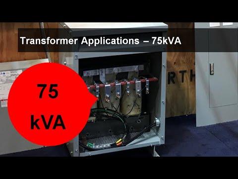 15 Minute Tech Talk - 75 KVA Transformer