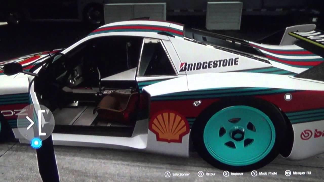 Forza 6  Lancia Beta Mont U00e9
