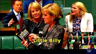 """Little Billy Shorten"" A Quote from Mark Latham"