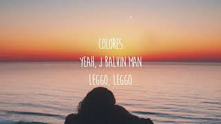 J. Balvin - Rojo (Letra)
