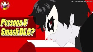 Smash Bros Ultimate Joker Persona 5, Crash Team Racing, Psychonaughts 2 - The Game Awards