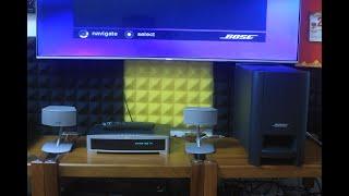 Bose 321 series 3 giải pháp xem phim nghe nhạc qua TV Smart hoặc nghe CD đỉnh cao ^^