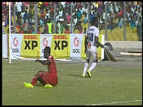 Ghana Premier League Week X: Hearts of Oak 0-1 Asante Kotoko/ 02 May, 2016