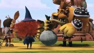 Оз: Нашествие летающих обезьян / Wicked Flying Monkeys