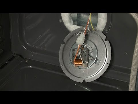 Convection Fan Motor - Whirlpool Gas Range (Model #WFG745H0FS1)