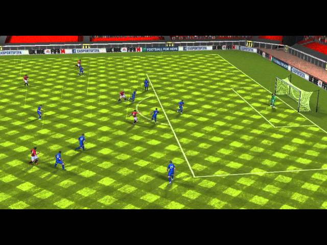 FIFA 14 Android - Manchester Utd VS Cardiff City
