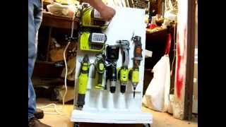 Cordless Tool Storage 2 Of 2