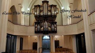 "Viotarre - ""Lascia Ch'io Pianga"" von G. F.  Händel in der Stadtkirche Moers #violin #guitar #händel"