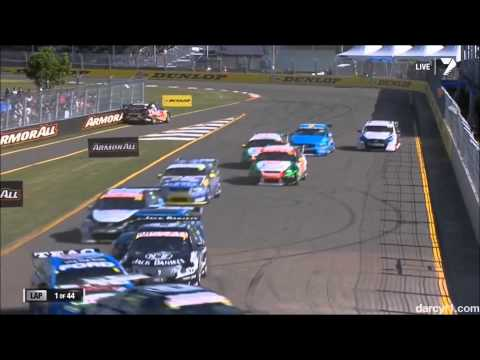 2014 V8 Supercars Biggest Crashes and Incidents