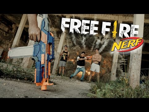 Nerf Free Fire