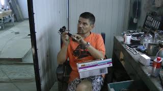 Как восстановить дыру в крыле БЕЗ СВАРКИ. Обзор пистолета