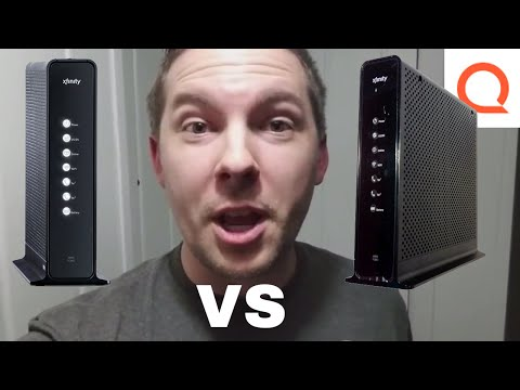 XFINITY Router Speed Test - New Router vs Old Router