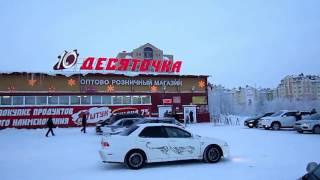 Северный город Новый Уренгой ЯНАО