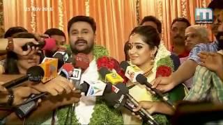 കരിമിഴിക്കുരുവിയ്ക്ക് കല്യാണം/ Kavya- Dileep Marriage Special Program Part 1