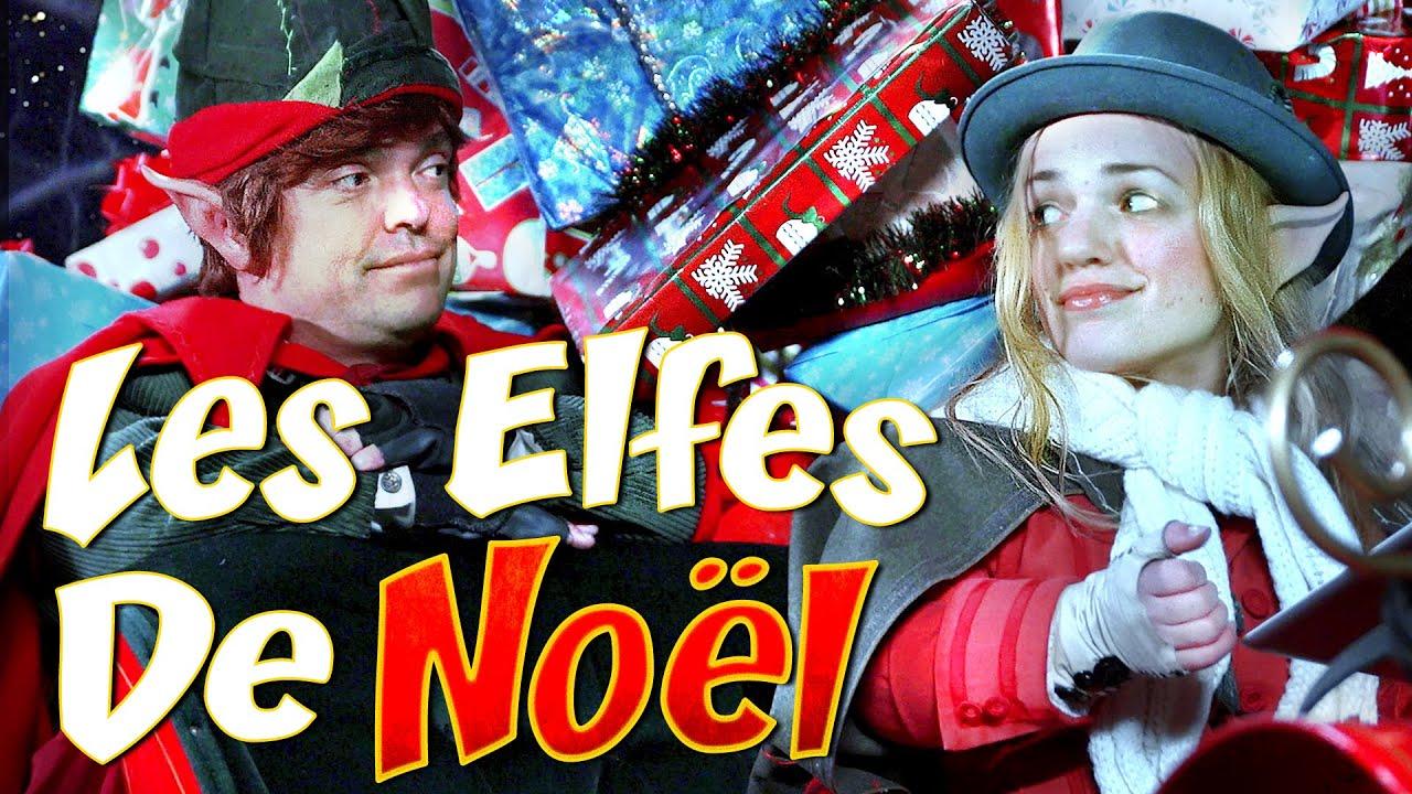 Les Elfes de Noël - Film COMPLET en Français (Famille, Comédie)