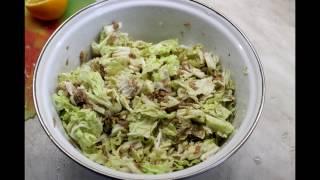 Салат с Тунцом от Игоря Войтенко / Tuna salad from Igor Voitenko