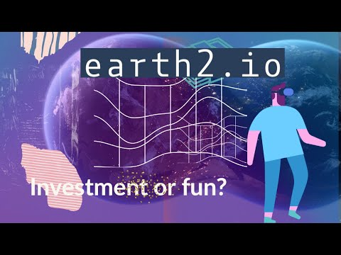 earth2.io, A beginners guide to making money and where to buy land.