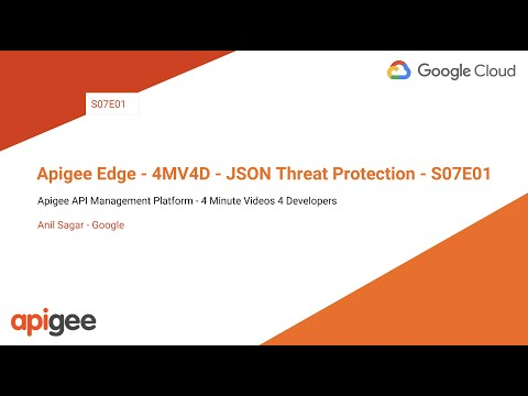 JSONThreatProtection policy | Apigee Docs