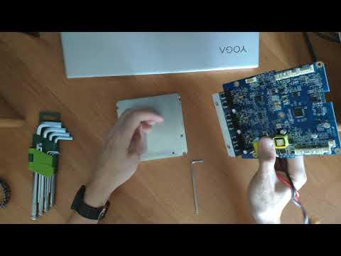 Ремонт INMOTION V5 тест на замыкание ключей (транзисторов), прозвоном Repair Mother Board
