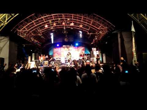ANDROMEDHA  PRESTASI live perform TRS Surabaya