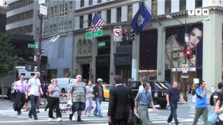 I love shopping - 5th Avenue New York(Shopping mania, passione spesso incontrollabile. Per chi ama fare compere, la 5th Avenue di New York è una meta immancabile, capace di colpire anche i più ..., 2011-12-15T17:33:47.000Z)