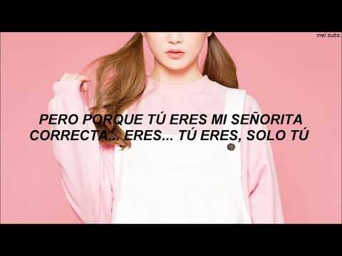 Miss Right - BTS (sub. español)