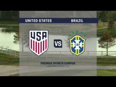 2017 Nike International Friendlies: U-17 MNT vs. Brazil
