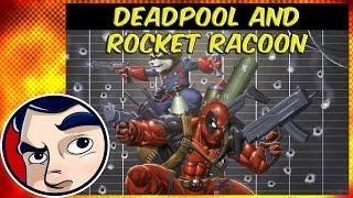Deadpool and Rocket Racoon - Epic Team Ups