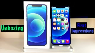 NEW Apple iPhone 12 (5G) | Unboxing, Tour & First Impressions