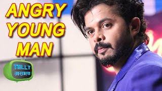 OMG Furious Sreesanth Walks Out Of Jhalak Dikhhla Jaa Set
