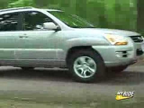 Review: 2005 Kia Sportage