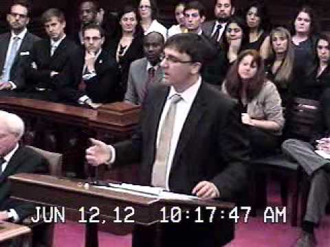 Maryland Court of Appeals - Oral Arguments on the Dream Act - June 12, 2012