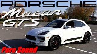 Porsche Macan GTS 2017 Videos