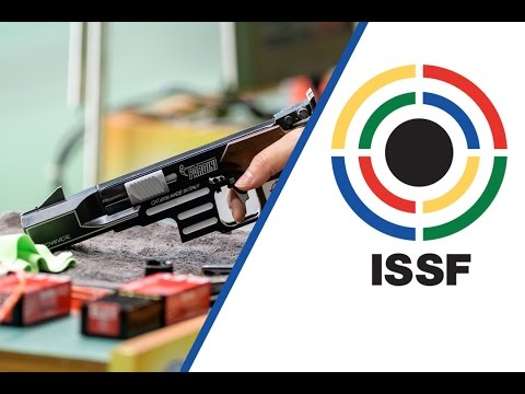 25m Pistol Women Final - 2017 ISSF World Cup Stage 1 in New Delhi (IND)