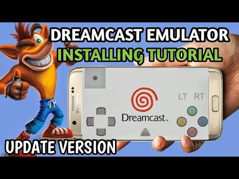How To Play Dreamcast Games On Android || Reicast Emulator Android Apk ||