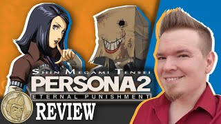 Persona 2 Eternal Punishment Review! [PSX] The Game Collection
