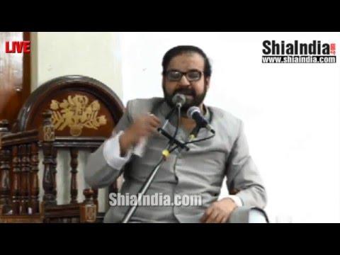 18th Rabi-Ul-Sani Majlis Baraye Isaal-e-Sawab Syed Mohammed Idrees Hussaini Abedi