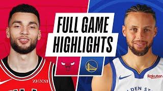 Game Recap: Warriors 116, Bulls 102