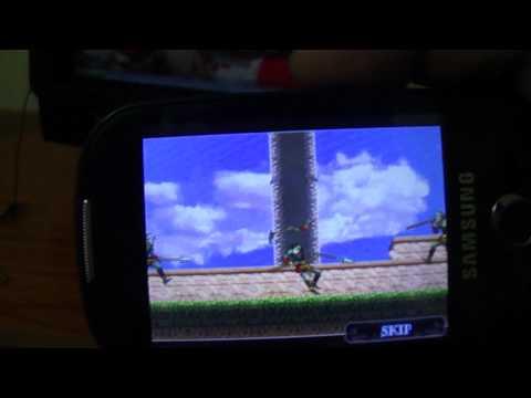samsung corby pro landscape games