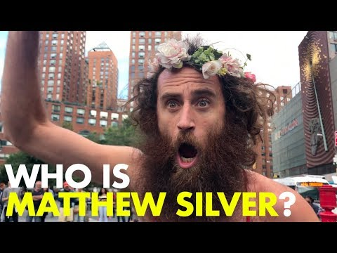 Who Is Matthew Silver? Legendary NYC Street Performer