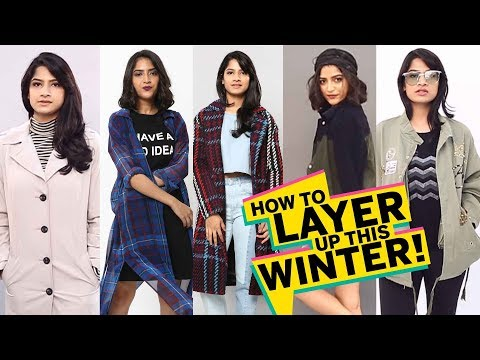 How to layer up this winter | fashion | trends | femina | style hack