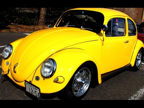 VW Type1 Yellow