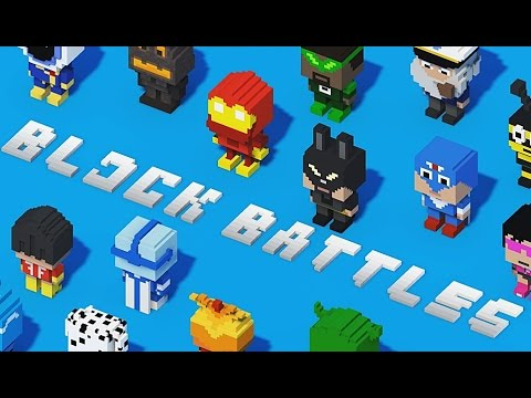 Block Battles Heroes At War - Android Gameplay HD