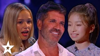 ALL GROWN UP | When KIDS Come Back On Britain, America's Got Talent And MORE! | Got Talent Global
