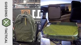 Shot Show 2017: 5.11 Dart Pack + Griffin Power & Cases