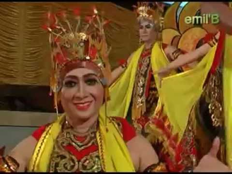Gandrung Marsan Dance By Sanggar Sayu Gringsing