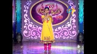 Paduta Teeyaga New Youth Series Semi Finals  - Tejaswini (Ragamalika)