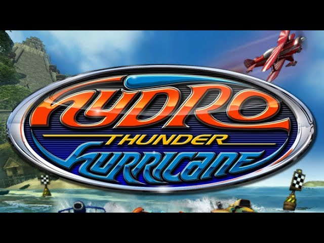 Hydro Thunder Hurricane - No Commentary Gameplay - Part 2