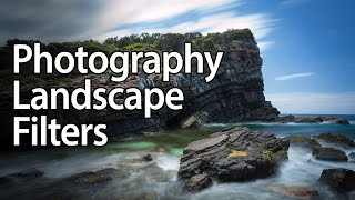 Which Landscape Filters do you need?